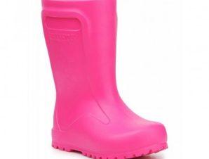 Γαλότσα Birkenstock Derry Neon Pink Jr 1006288