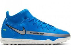 Παπούτσι ποδοσφαίρου Nike Phantom GT Club DF TF Jr CW6729-400