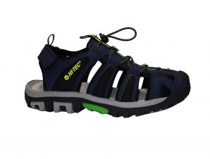 Hi-Tec – HI-TEC COVE JR – NIGHT/BLACK/LIME