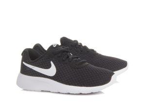 Nike – NIKE TANJUN (PS) – BLACK/WHITE-WHITE