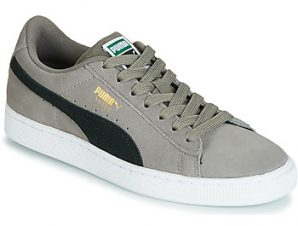 Xαμηλά Sneakers Puma JR SUEDE CLASSIC.CHARCO-BL
