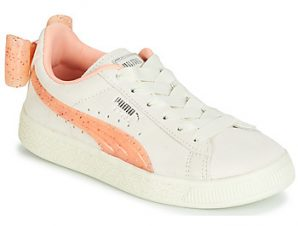 Xαμηλά Sneakers Puma PS SUEDE BOW JELLY AC.WHIS