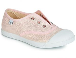 Xαμηλά Sneakers Citrouille et Compagnie RIVIALELLE ΣΤΕΛΕΧΟΣ: Ύφασμα & ΕΠΕΝΔΥΣΗ: Φυσικό ύφασμα & ΕΣ. ΣΟΛΑ: Συνθετικό και ύφασμα & ΕΞ. ΣΟΛΑ: Καουτσούκ