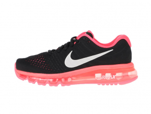NIKE – Παιδικά παπούτσια NIKE AIR MAX 2017 (GS) μαύρα