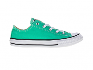 CONVERSE – Παιδικά παπούτσια Chuck Taylor All Star Ox πράσινα