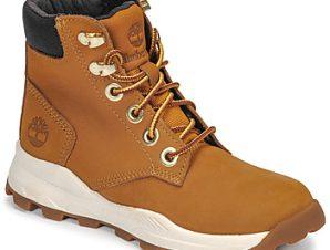 Ψηλά Sneakers Timberland BROOKLYN SNEAKER BOOT ΣΤΕΛΕΧΟΣ: καστόρι & ΕΠΕΝΔΥΣΗ: Ύφασμα & ΕΣ. ΣΟΛΑ: Συνθετικό & ΕΞ. ΣΟΛΑ: Καουτσούκ