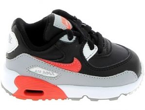 Xαμηλά Sneakers Nike Air Max 90 lea BB Gris Rouge 1007844050016 [COMPOSITION_COMPLETE]