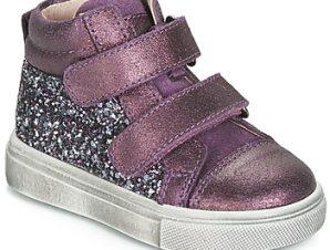 Ψηλά Sneakers Acebo's 5299AV-LILA-C