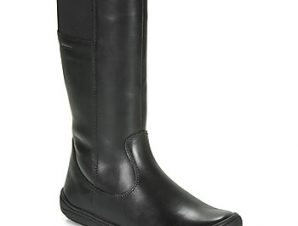 Μπότες για την πόλη Geox J HADRIEL GIRL ΣΤΕΛΕΧΟΣ: Δέρμα και συνθετικό & ΕΠΕΝΔΥΣΗ: Ύφασμα & ΕΣ. ΣΟΛΑ: Ύφασμα & ΕΞ. ΣΟΛΑ: Καουτσούκ