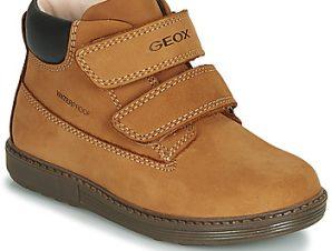 Μπότες Geox B HYNDE BOY WPF ΣΤΕΛΕΧΟΣ: Δέρμα & ΕΠΕΝΔΥΣΗ: Δέρμα / ύφασμα & ΕΣ. ΣΟΛΑ: Δέρμα & ΕΞ. ΣΟΛΑ: Καουτσούκ