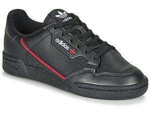 Xαμηλά Sneakers adidas CONTINENTAL 80 J ΣΤΕΛΕΧΟΣ: Δέρμα & ΕΠΕΝΔΥΣΗ: Συνθετικό & ΕΣ. ΣΟΛΑ: Ύφασμα & ΕΞ. ΣΟΛΑ: Καουτσούκ