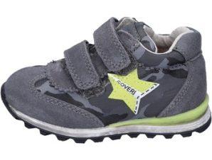 Xαμηλά Sneakers Enrico Coveri sneakers camoscio tessuto