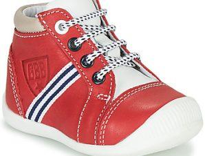 Ψηλά Sneakers GBB GABRI ΣΤΕΛΕΧΟΣ: Δέρμα & ΕΠΕΝΔΥΣΗ: Δέρμα & ΕΣ. ΣΟΛΑ: Δέρμα & ΕΞ. ΣΟΛΑ: Καουτσούκ