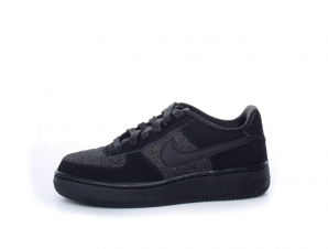 NIKE – Κοριτσίστικα παπούτσια NIKE AIR FORCE 1 LV8 (GS) μαύρα