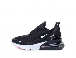 NIKE – Αγορίστικα παπούτσια NIKE AIR MAX 270 (GS) μαύρα