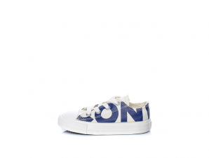 CONVERSE – Βρεφικά παπούτσια Chuck Taylor All Star Ox λευκά