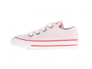 CONVERSE – Βρεφικά παπούτσια CONVERSE CHUCK TAYLOR ALL STAR HI ροζ