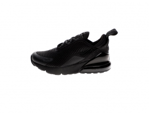 NIKE – Παιδικά παπούτσια NIKE AIR MAX 270 (PS) μαύρα