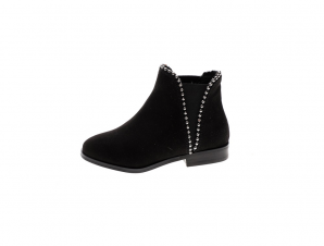 GUESS KIDS – Παιδικά μποτάκια GUESS KIDS ELISA BOOTIE μαύρα