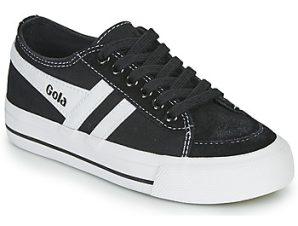 Xαμηλά Sneakers Gola QUOTA II ΣΤΕΛΕΧΟΣ: Δέρμα / ύφασμα & ΕΠΕΝΔΥΣΗ: Ύφασμα & ΕΣ. ΣΟΛΑ: Ύφασμα & ΕΞ. ΣΟΛΑ: Καουτσούκ