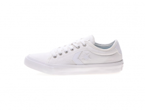 CONVERSE – Παιδικά sneakers CONVERSE STAR REPLAY λευκά