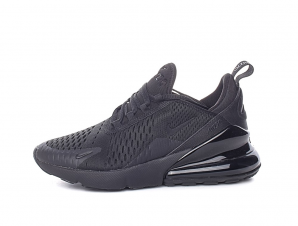 NIKE – Παιδικά παπούτσια NIKE AIR MAX 270 (GS) μαύρα