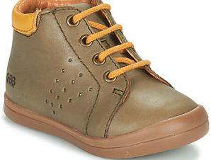Ψηλά Sneakers GBB TIDO ΣΤΕΛΕΧΟΣ: & ΕΠΕΝΔΥΣΗ: Δέρμα & ΕΣ. ΣΟΛΑ: Δέρμα & ΕΞ. ΣΟΛΑ: Καουτσούκ
