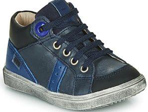 Ψηλά Sneakers GBB ANGELITO ΣΤΕΛΕΧΟΣ: & ΕΠΕΝΔΥΣΗ: Δέρμα & ΕΣ. ΣΟΛΑ: Δέρμα & ΕΞ. ΣΟΛΑ: Καουτσούκ