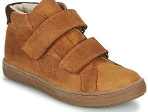 Ψηλά Sneakers GBB NAZAIRE ΣΤΕΛΕΧΟΣ: καστόρι & ΕΠΕΝΔΥΣΗ: Δέρμα & ΕΣ. ΣΟΛΑ: Δέρμα & ΕΞ. ΣΟΛΑ: Καουτσούκ