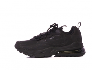 NIKE – Παιδικά παπούτσια NIKE AIR MAX 270 REACT (GS) μαύρα