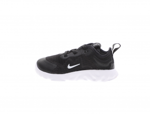 NIKE – Βρεφικά αθλητικά παπούτσια NIKE LUCENT (TD) μαύρα