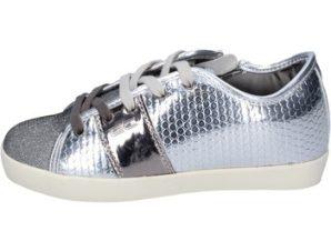 Sneakers Enrico Coveri sneakers tessuto pelle sintetica