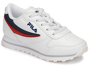 Xαμηλά Sneakers Fila ORBIT LOW KIDS ΣΤΕΛΕΧΟΣ: Συνθετικό & ΕΠΕΝΔΥΣΗ: Ύφασμα & ΕΣ. ΣΟΛΑ: Ύφασμα & ΕΞ. ΣΟΛΑ: Συνθετικό