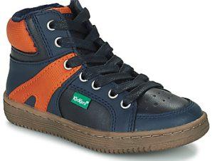 Ψηλά Sneakers Kickers LOWELL ΣΤΕΛΕΧΟΣ: Συνθετικό & ΕΠΕΝΔΥΣΗ: Συνθετική γούνα & ΕΣ. ΣΟΛΑ: Δέρμα & ΕΞ. ΣΟΛΑ: Συνθετικό