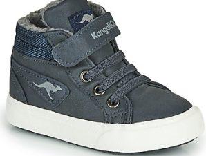 Ψηλά Sneakers Kangaroos KAVU I ΣΤΕΛΕΧΟΣ: Συνθετικό και ύφασμα & ΕΞ. ΣΟΛΑ: Συνθετικό