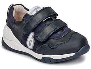 Xαμηλά Sneakers Biomecanics DEPORTIVO BASICO ΣΤΕΛΕΧΟΣ: Δέρμα & ΕΠΕΝΔΥΣΗ: Δέρμα & ΕΣ. ΣΟΛΑ: Ύφασμα & ΕΞ. ΣΟΛΑ: Συνθετικό