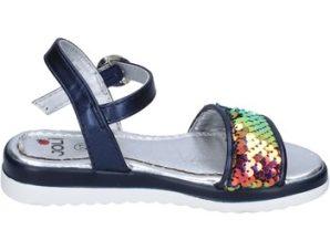 Σανδάλια Joli sandali pelle sintetica paillettes