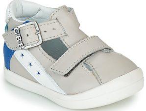 Ψηλά Sneakers GBB BERNOU ΣΤΕΛΕΧΟΣ: & ΕΠΕΝΔΥΣΗ: Δέρμα & ΕΣ. ΣΟΛΑ: Δέρμα & ΕΞ. ΣΟΛΑ: Καουτσούκ