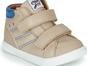 Ψηλά Sneakers GBB MORISO ΣΤΕΛΕΧΟΣ: & ΕΠΕΝΔΥΣΗ: Δέρμα & ΕΣ. ΣΟΛΑ: Δέρμα & ΕΞ. ΣΟΛΑ: Καουτσούκ