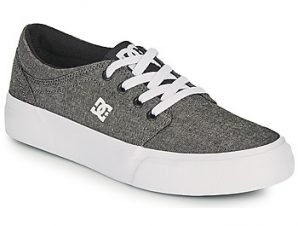 Skate Παπούτσια DC Shoes TRASE B SHOE XSKS ΣΤΕΛΕΧΟΣ: Φυσικό ύφασμα & ΕΠΕΝΔΥΣΗ: Ύφασμα & ΕΣ. ΣΟΛΑ: & ΕΞ. ΣΟΛΑ: Καουτσούκ