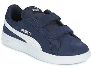 Xαμηλά Sneakers Puma SMASH PS ΣΤΕΛΕΧΟΣ: Δέρμα & ΕΠΕΝΔΥΣΗ: & ΕΣ. ΣΟΛΑ: & ΕΞ. ΣΟΛΑ: Καουτσούκ