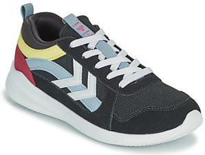Xαμηλά Sneakers Hummel BOUNCE JR ΣΤΕΛΕΧΟΣ: Δέρμα / ύφασμα & ΕΠΕΝΔΥΣΗ: Ύφασμα & ΕΣ. ΣΟΛΑ: Ύφασμα & ΕΞ. ΣΟΛΑ: Καουτσούκ