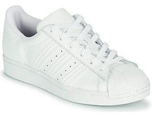 Xαμηλά Sneakers adidas SUPERSTAR J ΣΤΕΛΕΧΟΣ: Δέρμα & ΕΠΕΝΔΥΣΗ: Συνθετικό & ΕΣ. ΣΟΛΑ: Συνθετικό & ΕΞ. ΣΟΛΑ: Καουτσούκ
