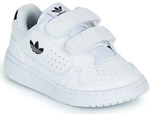 Xαμηλά Sneakers adidas NY 92 CF I ΣΤΕΛΕΧΟΣ: Συνθετικό και ύφασμα & ΕΠΕΝΔΥΣΗ: Ύφασμα & ΕΣ. ΣΟΛΑ: Συνθετικό & ΕΞ. ΣΟΛΑ: Καουτσούκ