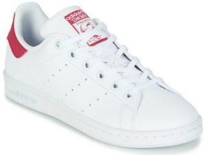 Xαμηλά Sneakers adidas STAN SMITH J ΣΤΕΛΕΧΟΣ: Συνθετικό & ΕΠΕΝΔΥΣΗ: Συνθετικό & ΕΣ. ΣΟΛΑ: Ύφασμα & ΕΞ. ΣΟΛΑ: Καουτσούκ