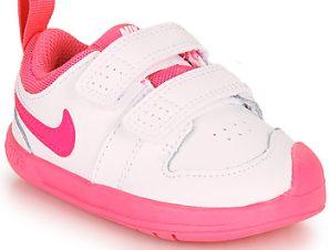 Xαμηλά Sneakers Nike PICO 5 TD ΣΤΕΛΕΧΟΣ: Δέρμα και συνθετικό & ΕΠΕΝΔΥΣΗ: Ύφασμα & ΕΣ. ΣΟΛΑ: Ύφασμα & ΕΞ. ΣΟΛΑ: Καουτσούκ