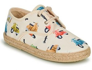 Xαμηλά Sneakers Citrouille et Compagnie OSTINO ΣΤΕΛΕΧΟΣ: Συνθετικό και ύφασμα & ΕΠΕΝΔΥΣΗ: Φυσικό ύφασμα & ΕΣ. ΣΟΛΑ: Φυσικό ύφασμα & ΕΞ. ΣΟΛΑ: Καουτσούκ