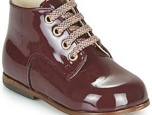 Ψηλά Sneakers Little Mary MILOTO ΣΤΕΛΕΧΟΣ: Δέρμα και συνθετικό & ΕΠΕΝΔΥΣΗ: Δέρμα & ΕΣ. ΣΟΛΑ: Δέρμα & ΕΞ. ΣΟΛΑ: Καουτσούκ
