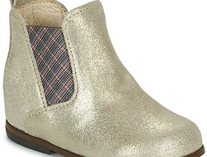 Μπότες Little Mary ARON ΣΤΕΛΕΧΟΣ: Κρούστα από δέρμα & ΕΠΕΝΔΥΣΗ: Δέρμα & ΕΣ. ΣΟΛΑ: Δέρμα & ΕΞ. ΣΟΛΑ: Καουτσούκ