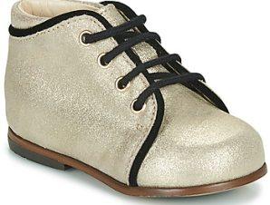 Ψηλά Sneakers Little Mary MEGGIE ΣΤΕΛΕΧΟΣ: Κρούστα από δέρμα & ΕΠΕΝΔΥΣΗ: Δέρμα & ΕΣ. ΣΟΛΑ: Δέρμα & ΕΞ. ΣΟΛΑ: Καουτσούκ